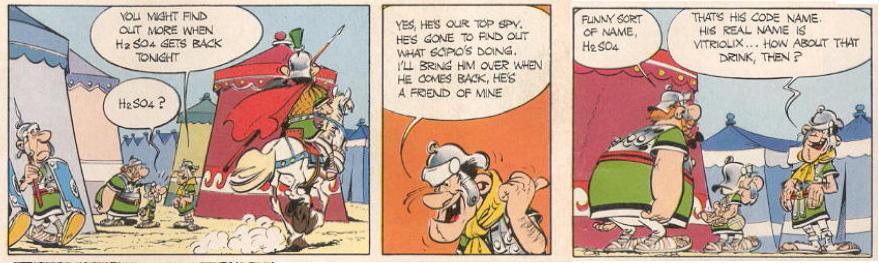 Asterix times three  3f74d87162